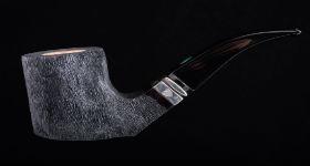 Курительная трубка L'Anatra Poker Pettinata L551