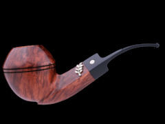 Курительная трубка Mastro De Paja 3A M881-3