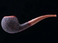 Курительная трубка Mastro De Paja Rustic M711-7