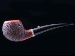 Курительная трубка Mastro De Paja Rustic OB P M621-2