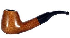 Курительная трубка Mr.Brog Груша №27 BIG HORN GOLD
