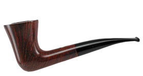 Курительная трубка Savinelli Leonardo Giochi Di Luce Dark Brown Smooth 2009 9 мм