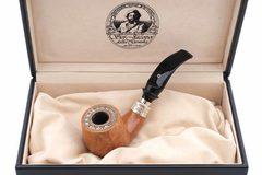 Курительная трубка Ser Jacopo eonardo da Vinci Zaffiro Сапфир в шкатулке S699