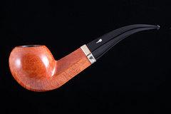 Курительная трубка SER JACOPO GEPETTO N1 Argento S731