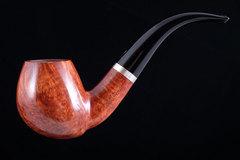 Курительная трубка SER JACOPO GEPETTO N2 Argento S151-1