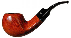 Курительная трубка Stanwell Royal Guard Brown Polished 15