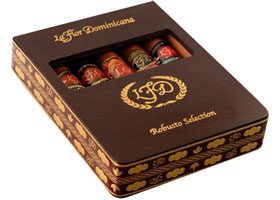 Набор сигар La Flor Dominicana Robusto Selection
