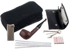 Набор трубокура Passatore в сумке 409-031