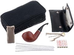 Набор трубокура Passatore в сумке 409-036