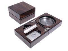 Пепельница сигарная Lubinski с набором EF2691