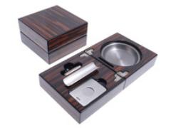 Пепельница сигарная Lubinski с набором EF2693