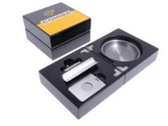 Пепельница сигарная Tom River с набором Cohiba 524-305