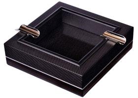 Пепельница настольная Gentili Карбон 920-Carbon