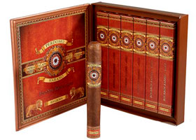 Набор сигар Perdomo Habano Bourbon Barrel Aged Epicure Sun Grown Gift Pack