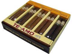 Подарочный набор сигар Te-Amo Coronitas