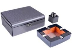 Подарочный набор сигарных аксессуаров Tom River SET-560-257