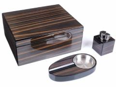 Подарочный набор сигарных аксессуаров Tom River SET-562-040