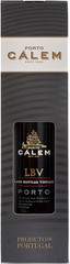 Портвейн Calem Late Bottled Vintage Port gift box, 0,75 л.