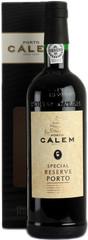 Портвейн Calem Special Reserve Porto gift box, 0,75 л.