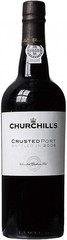 Портвейн Churchill's Crusted Port bottled in 2006, 0.75л