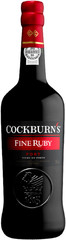 Портвейн Cockburn's Fine Ruby, 0.75л