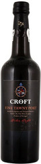 Портвейн Croft Fine Tawny Port, 0.75л
