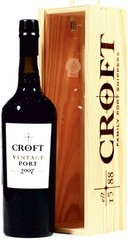 Портвейн Croft Vintage Port 2007, 0.75л