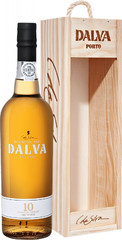 Портвейн Dalva 10 Years Old Dry White, 0,75 л.