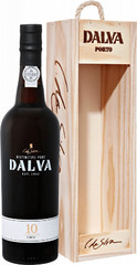Портвейн Dalva 10 Years Old Porto, 0,75 л.