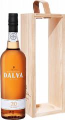 Портвейн Dalva 20 Years Old Dry White, 0,75 л.