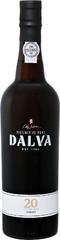 Портвейн Dalva 20 Years Old Porto, 0,75 л.