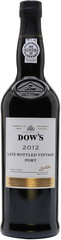 Портвейн Dow's Late Bottled Vintage 2012, 0.75л