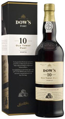 Портвейн Dow's Old Tawny Port 10 Years gift box, 0.75л