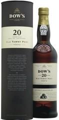 Портвейн Dow's Old Tawny Port 20 Years in tube, 0.75л