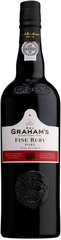 Портвейн Graham's Fine Ruby Port, 0.75л