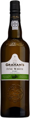 Портвейн Graham's Fine White Port, 0.75л