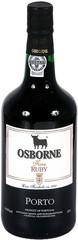 Портвейн Osborne Fine Ruby Porto, 0,75 л.