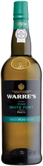 Портвейн Warre's Fine White Port, 0.75л