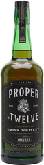 Виски Proper No. Twelve Irish Whiskey, 0,7 л.
