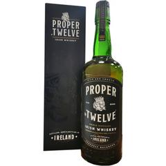 Виски Proper No. Twelve Irish Whiskey в п/у, 0,7 л.