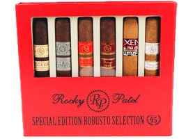 Набор сигар Rocky Patel Special Edition Robusto Sampler