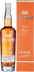 Ром A.H. Riise XO Reserve, Super Premium Single Barrel, 2017, gift box, 0.7 л