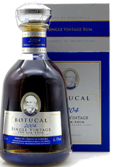 Ром Botucal Single Vintage, 2004, gift box, 0.7 л