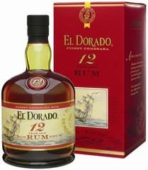 Ром El Dorado 12 Years Old, 0.7 л