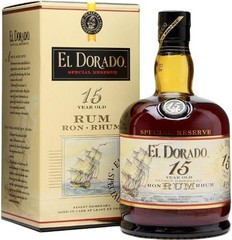 Ром El Dorado Special Reserve 15 Years Old, 0.7 л