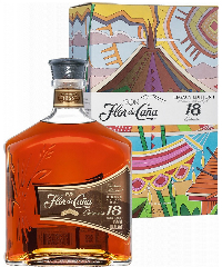 Ром Flor de Cana Centenario 18 Years Old, gift box, 0.75 л