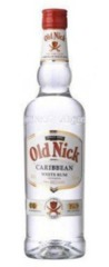 Ром Old Nick White Rum, 0,7 л.