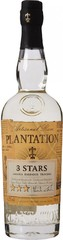 Ром Plantation 3 Stars White Rum, 0.7 л