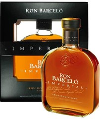 Ром Ron Barcelo Imperial, gift box, 0.7 л