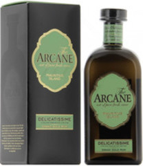 Ром The Arcane Delicatissime Grand Gold Rum gift box, 0,7 л.